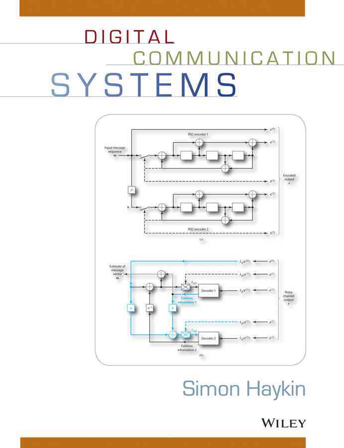 Digital Communications By Haykin, Simon S.